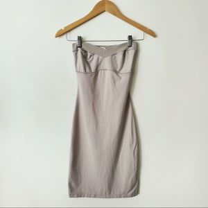 WILFRED by ARITZIA Bodycon Strapless Dress Size S